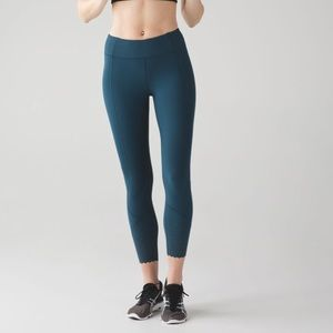 Lululemon Tight Stuff Tight Leggings Alberta Lake